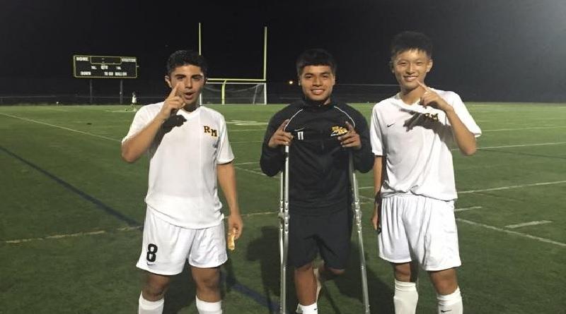 Soccer captain Sahakyan driving force behind team's victories