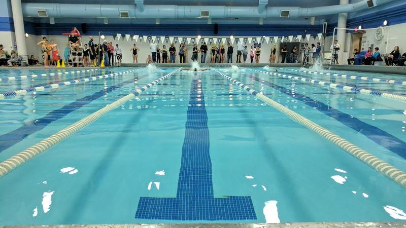 RM Swim and Dive captures win over B-CC
