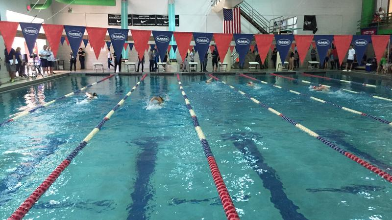 RM swim and dive takes divisionals