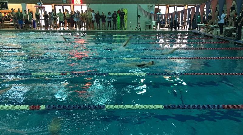 Swim and Dive falls to Churchill in tough loss