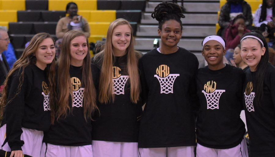 RM girls basketball makes history once again after 60-38 senior night win