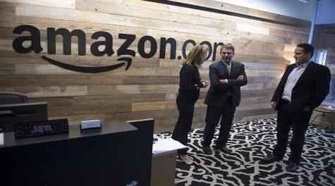 Amazon, choose us!