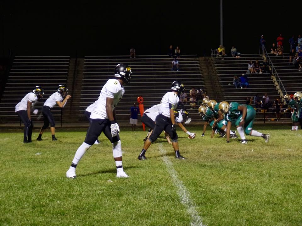 RECAP: RM football takes care of Kennedy 30-0