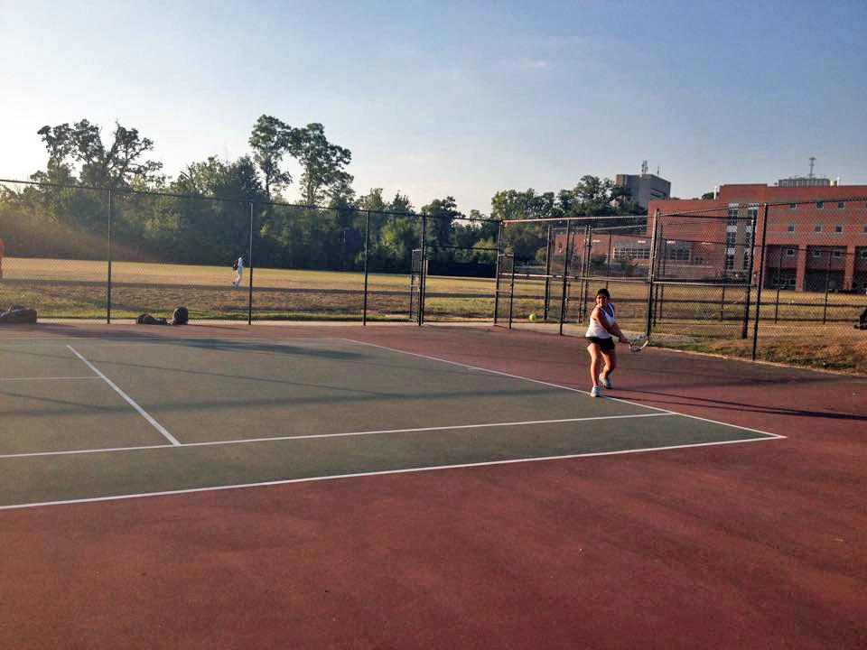 Rockets and Bulldogs tennis end with near upset