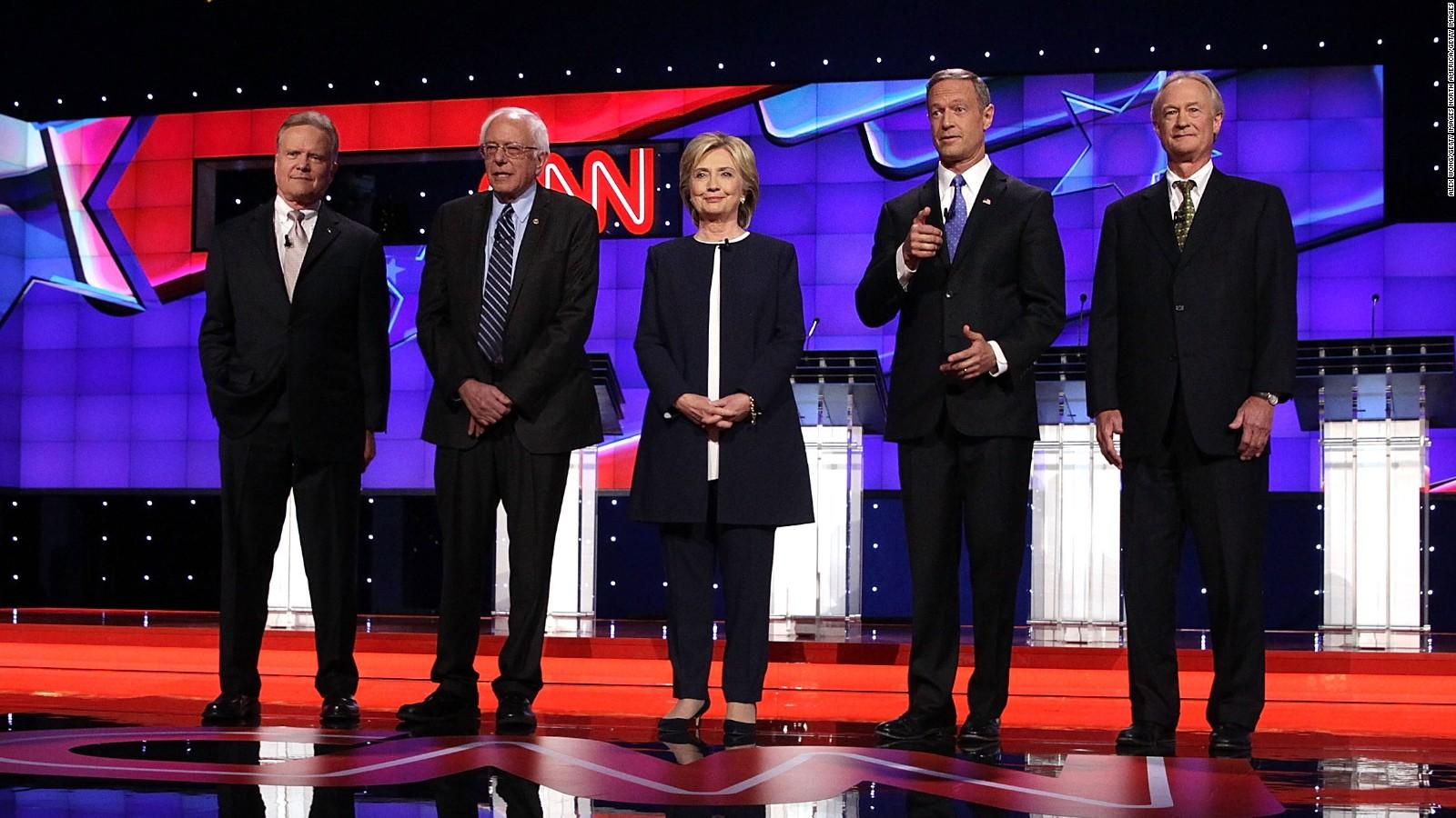 Who really won the democratic debate?