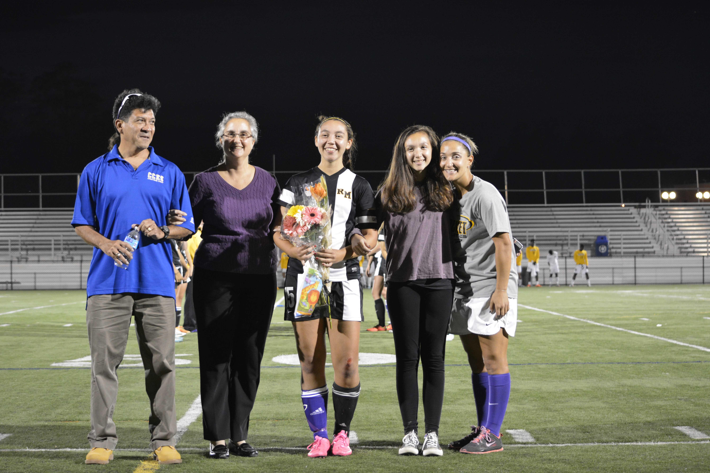 Girls Soccer: Vanessa Martinez Penn