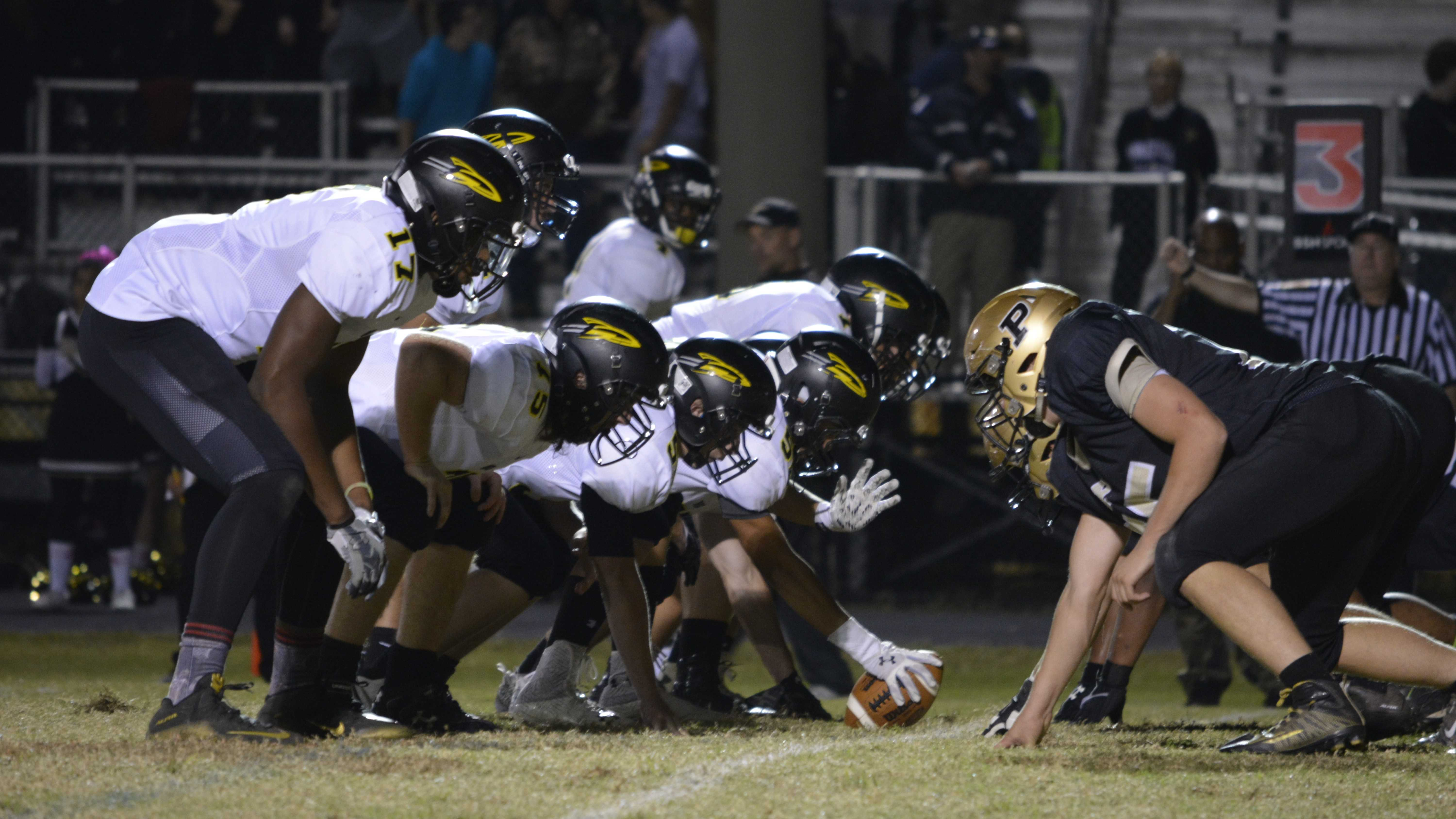 RM football returns to winning ways with comeback victory over Poolesville