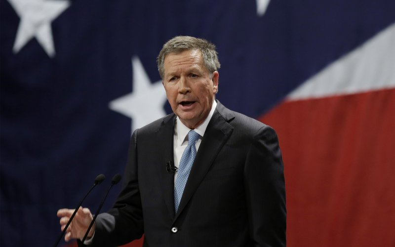 Why Republican candidate John Kasich should be the next president