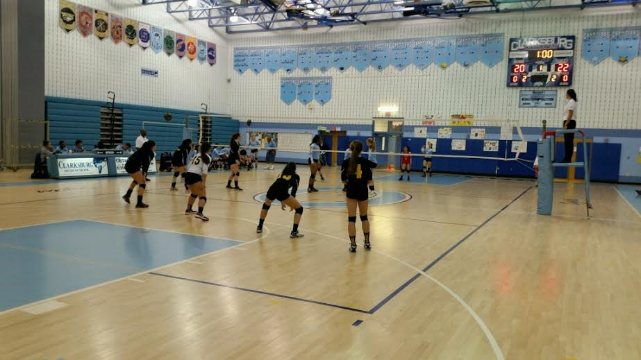 RM volleyball moves closer to playoffs after victory over Clarksburg