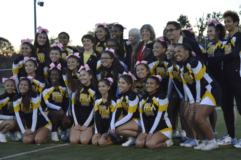 Photo Gallery: Fall Cheerleading