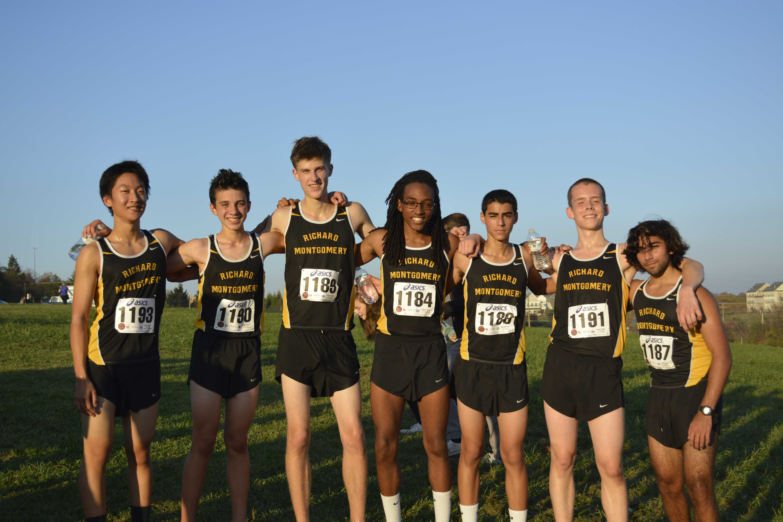 Photo Gallery: Boys cross country Regionals Meet