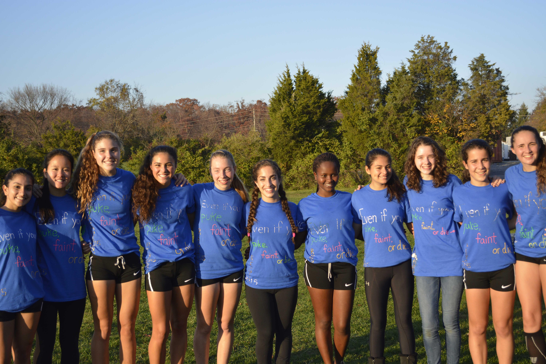 Photo Gallery: Girls cross country Regionals Meet