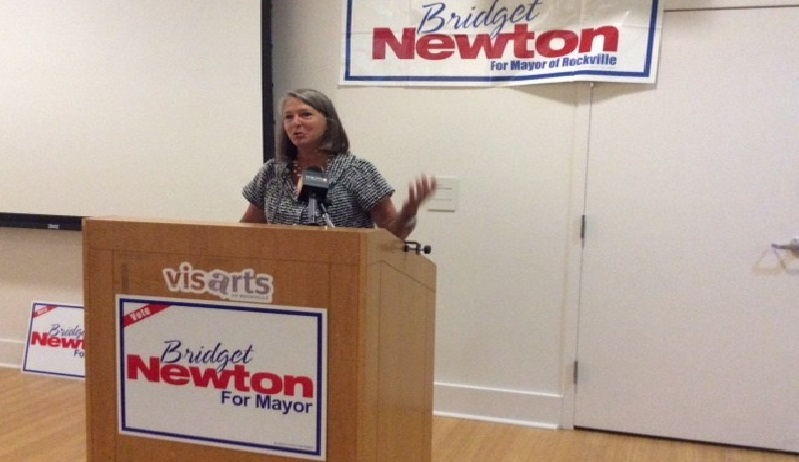 Rockville mayoral debates heat up