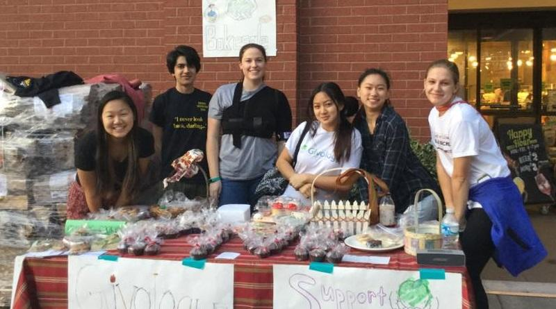 RM Givology Club raises $250 in highly successful bake sale