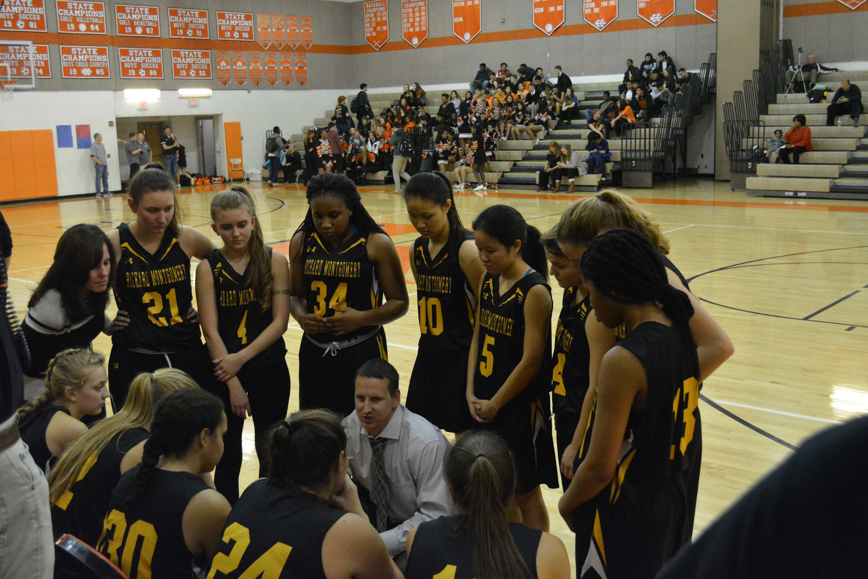 Rockets girls varsity basketball defeat Wheaton after slow start