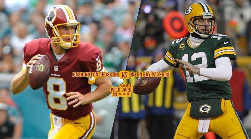 Redskins v Packers: Who will win?