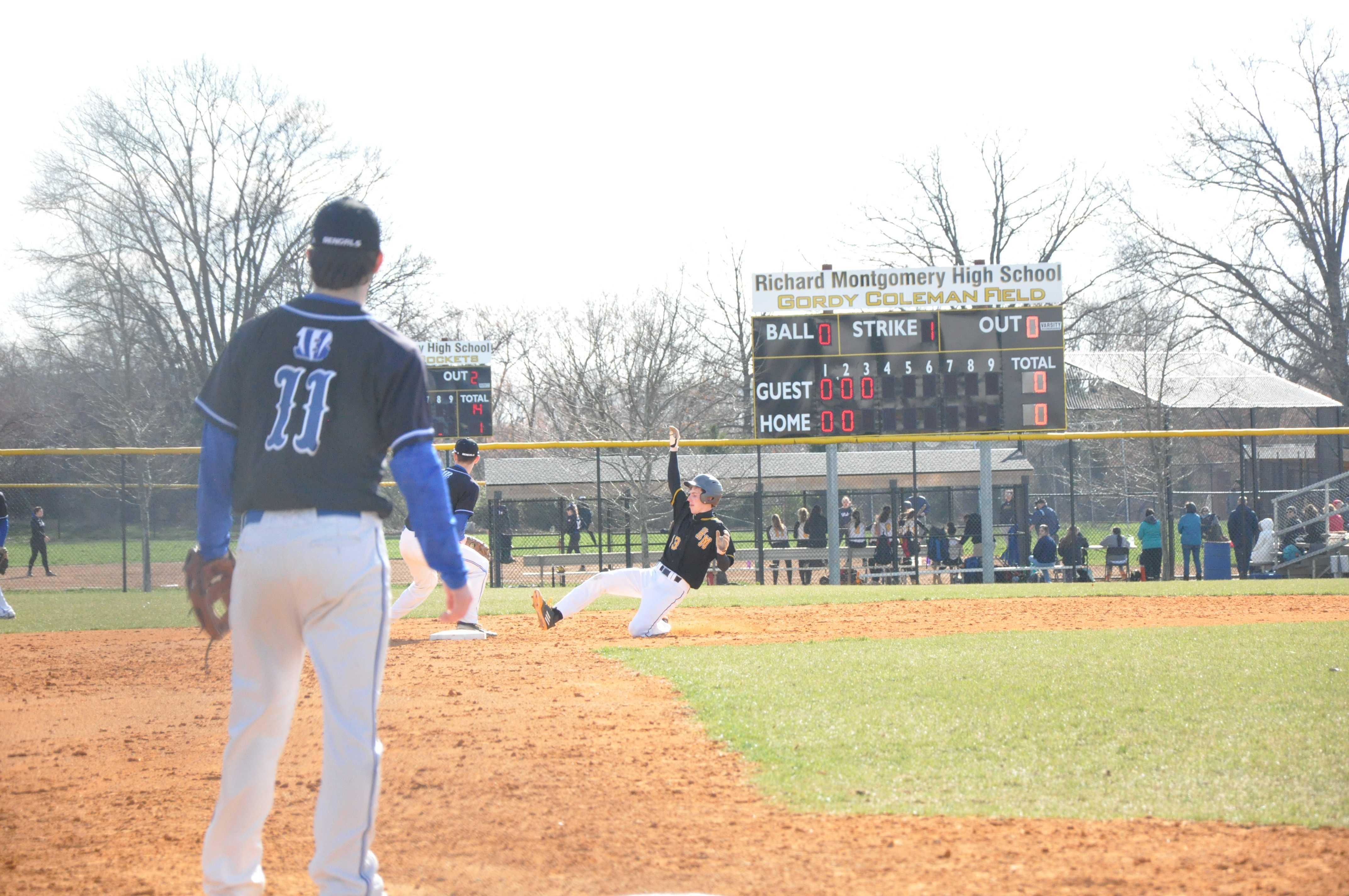 Photo Gallery: Baseball v Blake