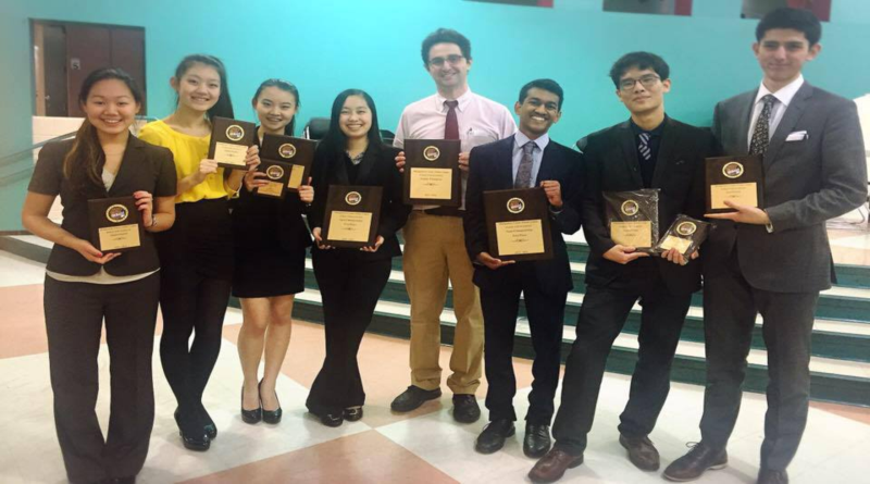 RM debate team finishes season by dominating county championships