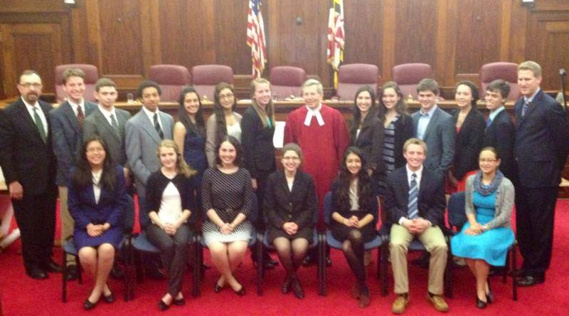RM Mock Trial team wins circuit championship, advances to regional championships