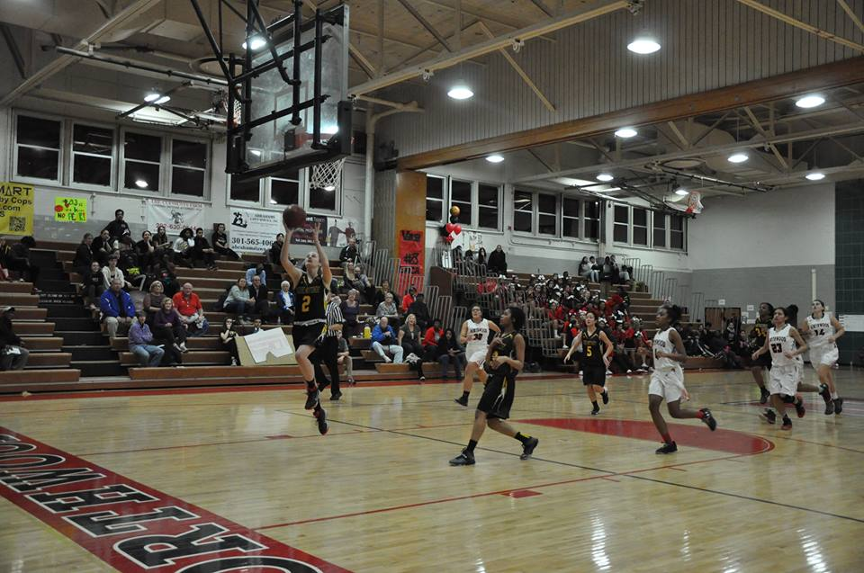 Photo Gallery: Girls Basketball v Northwood