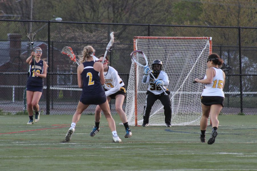 RM Girls Lacrosse comes up short against Bethesda Chevy-Chase