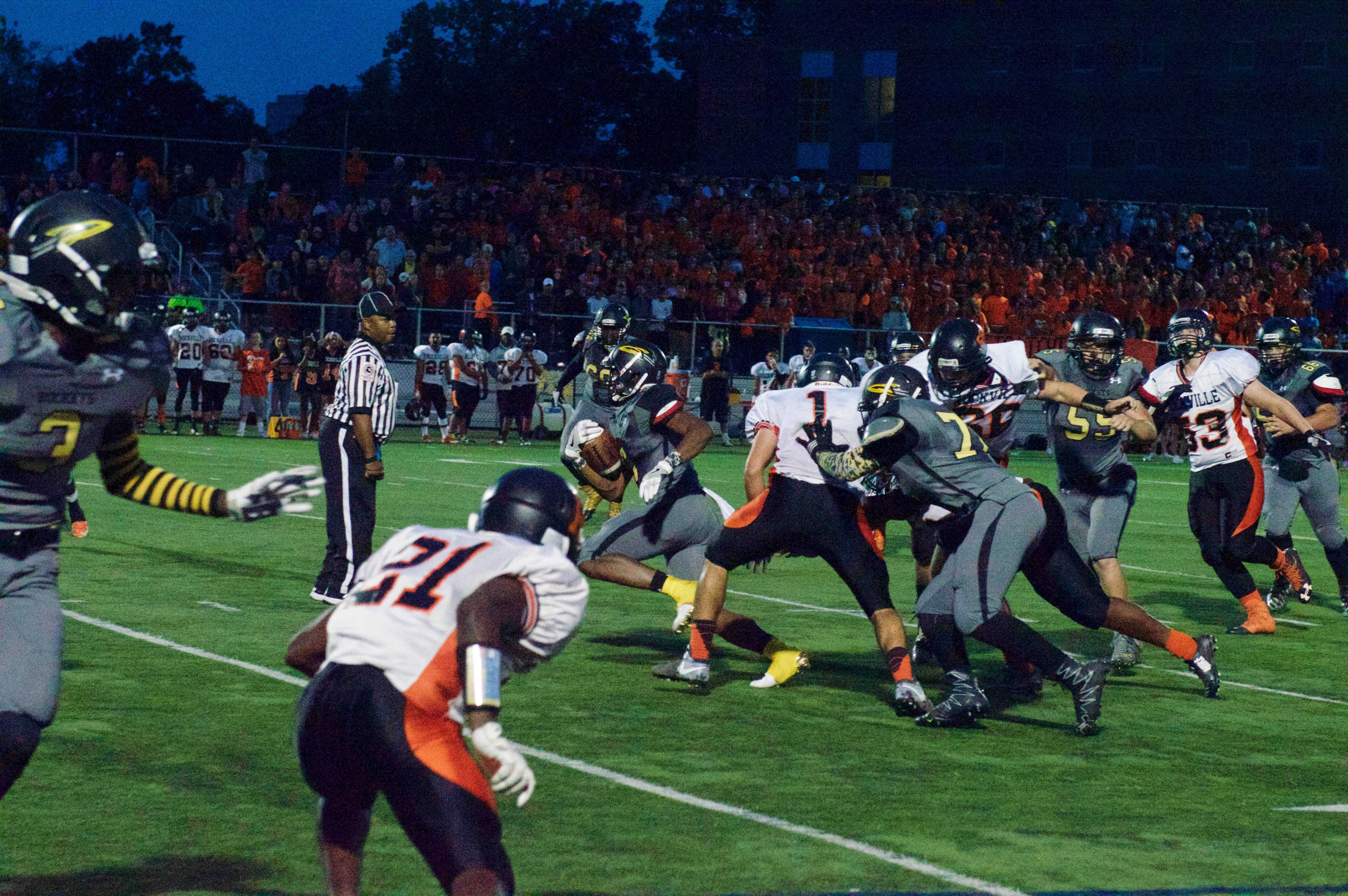 Rockets beat rival Rockville Rams to continue undefeated season
