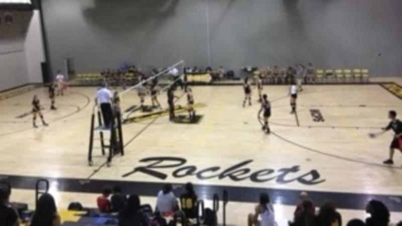 Tense showdown between RM and Poolesville varsity volleyball ends in RM win