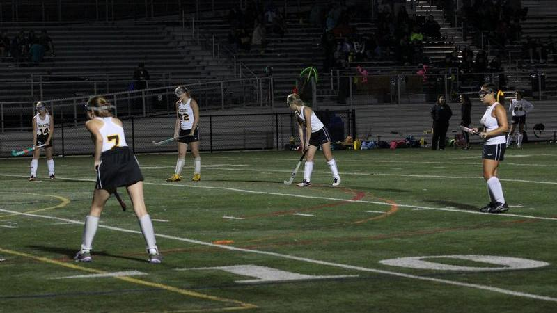 RM field hockey falls to Wootton in first playoff game