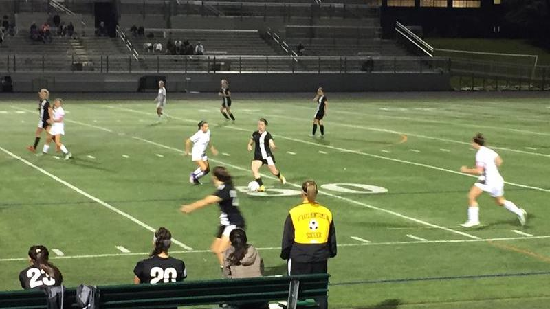 Girls soccer suffers second successive 0-6 loss