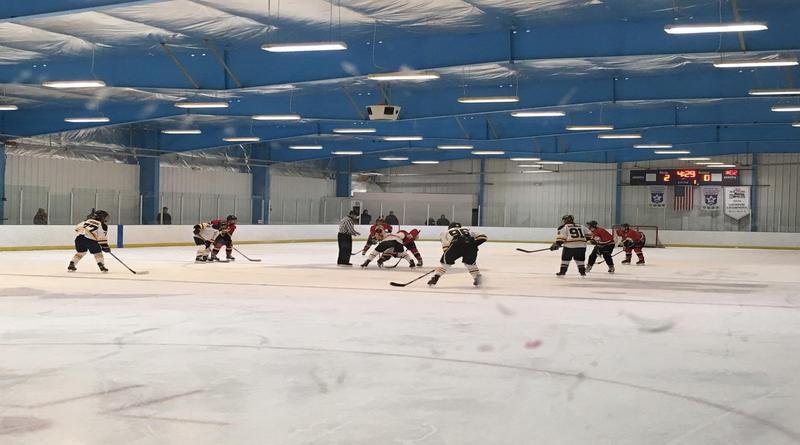 Richard Montgomery hockey remains undefeated with shutout of Northwest