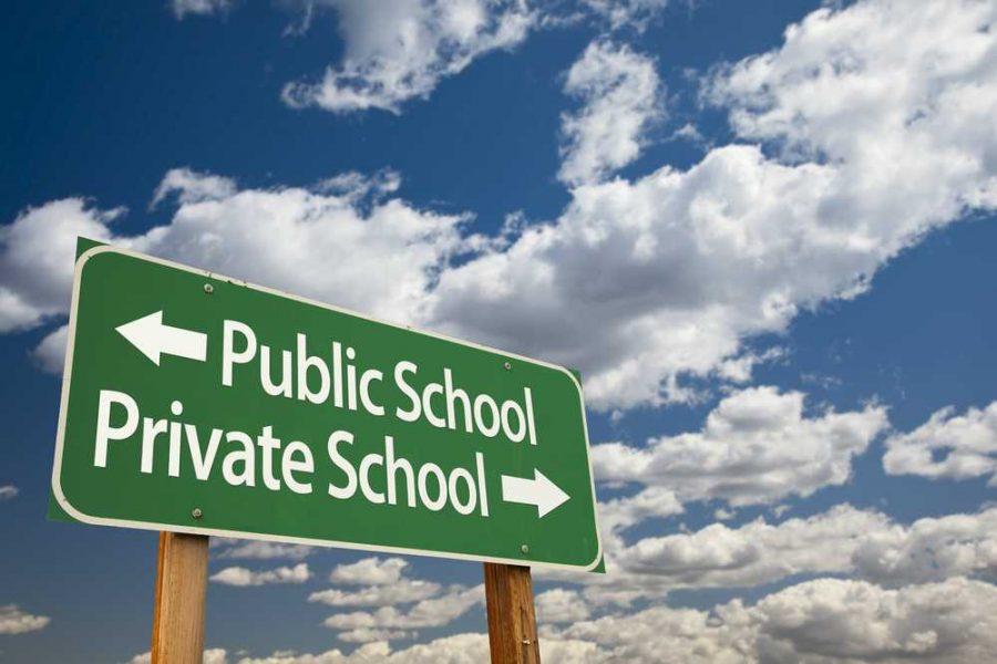 Public vs. private: Why public schools are the better option