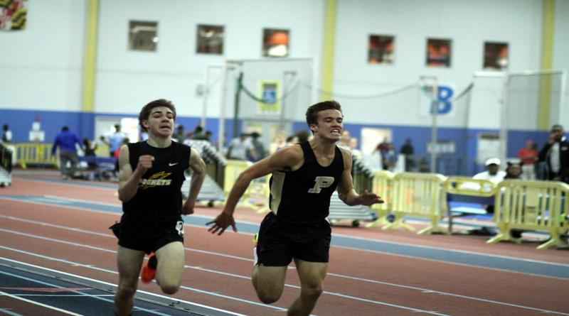RM indoor track takes on County Championship