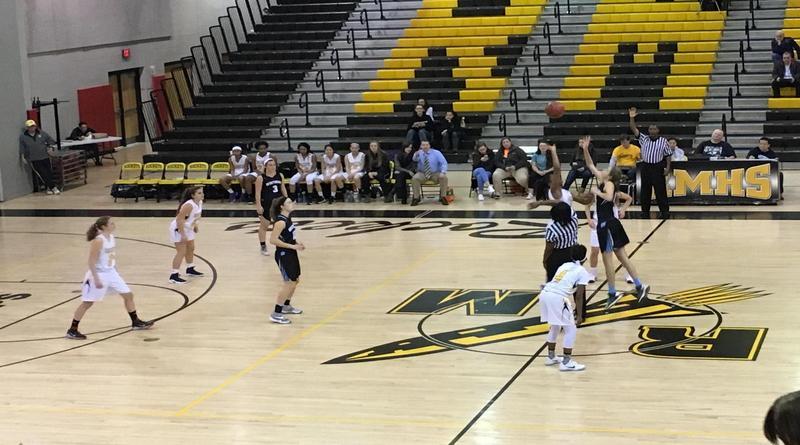 Girls Basketball suffers loss to Whitman
