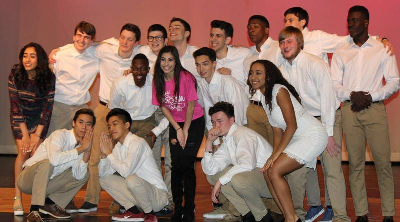 Byrd wins 15th annual Mr. RM competition