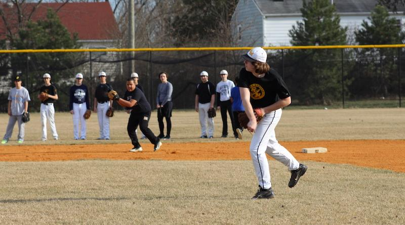 RM baseball prepares for March 23 opener