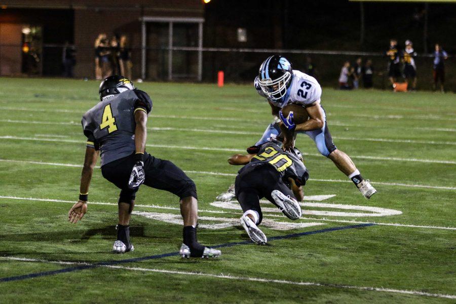 Photo Gallery: RM Football vs. Whitman