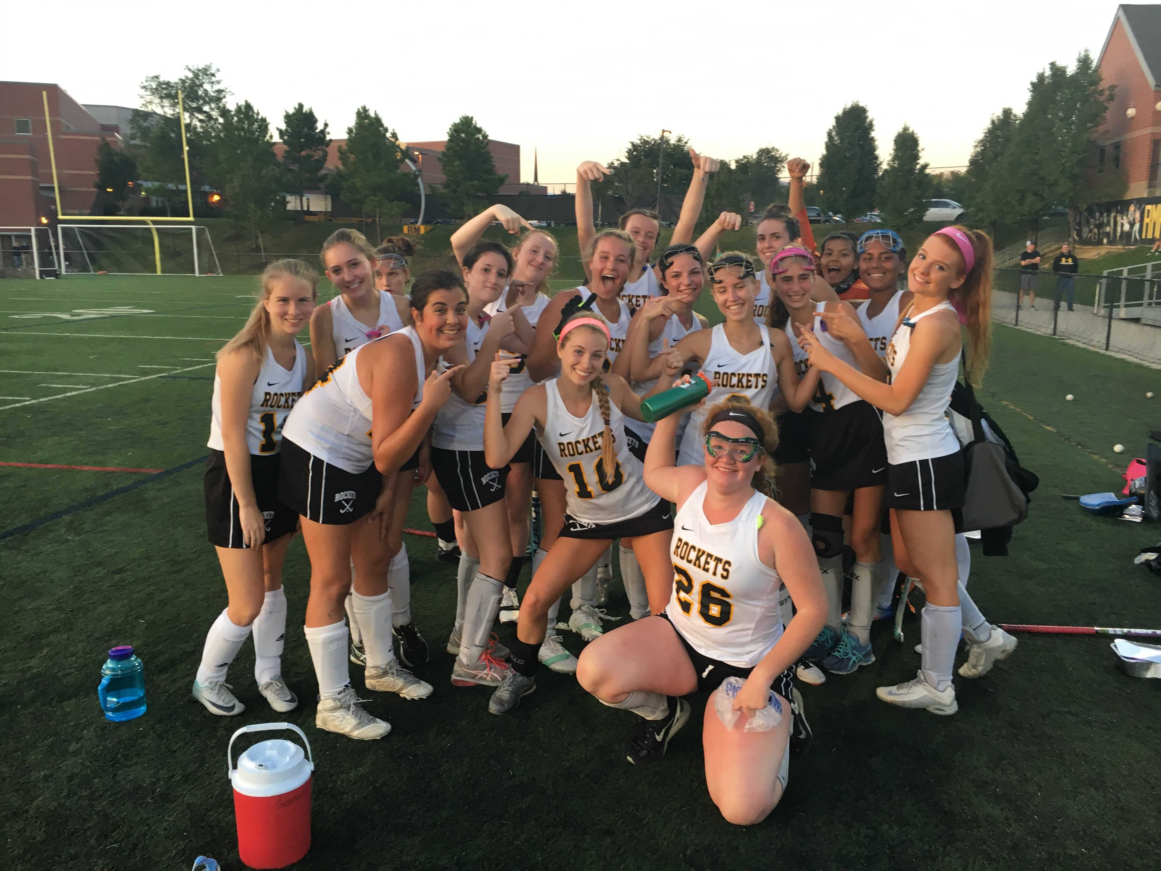 Despite 5-1 loss, RM field hockey scares Whitman toothless