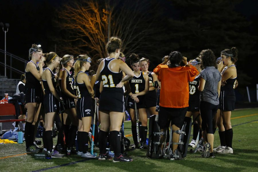RM field hockey shuts out Einstein 10-0