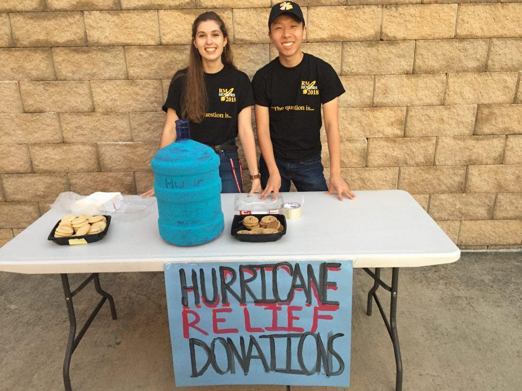 RM's Red Cross Club raises funds creatively