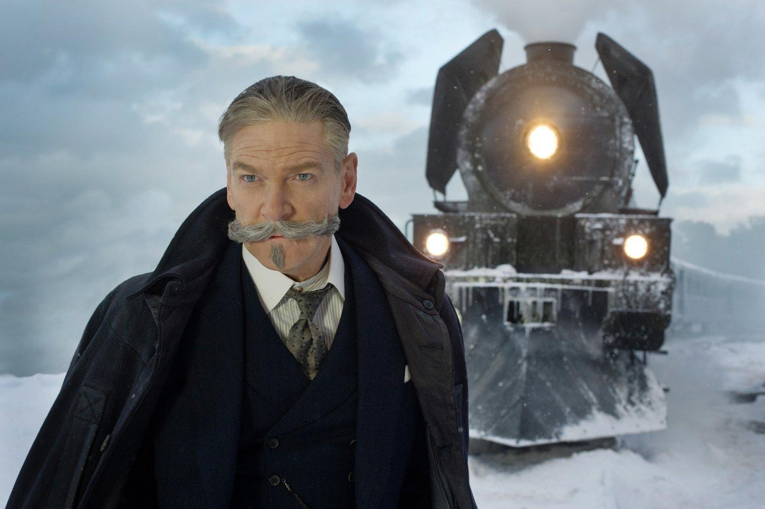 "Movie review: ""Murder on the Orient Express"" derails"