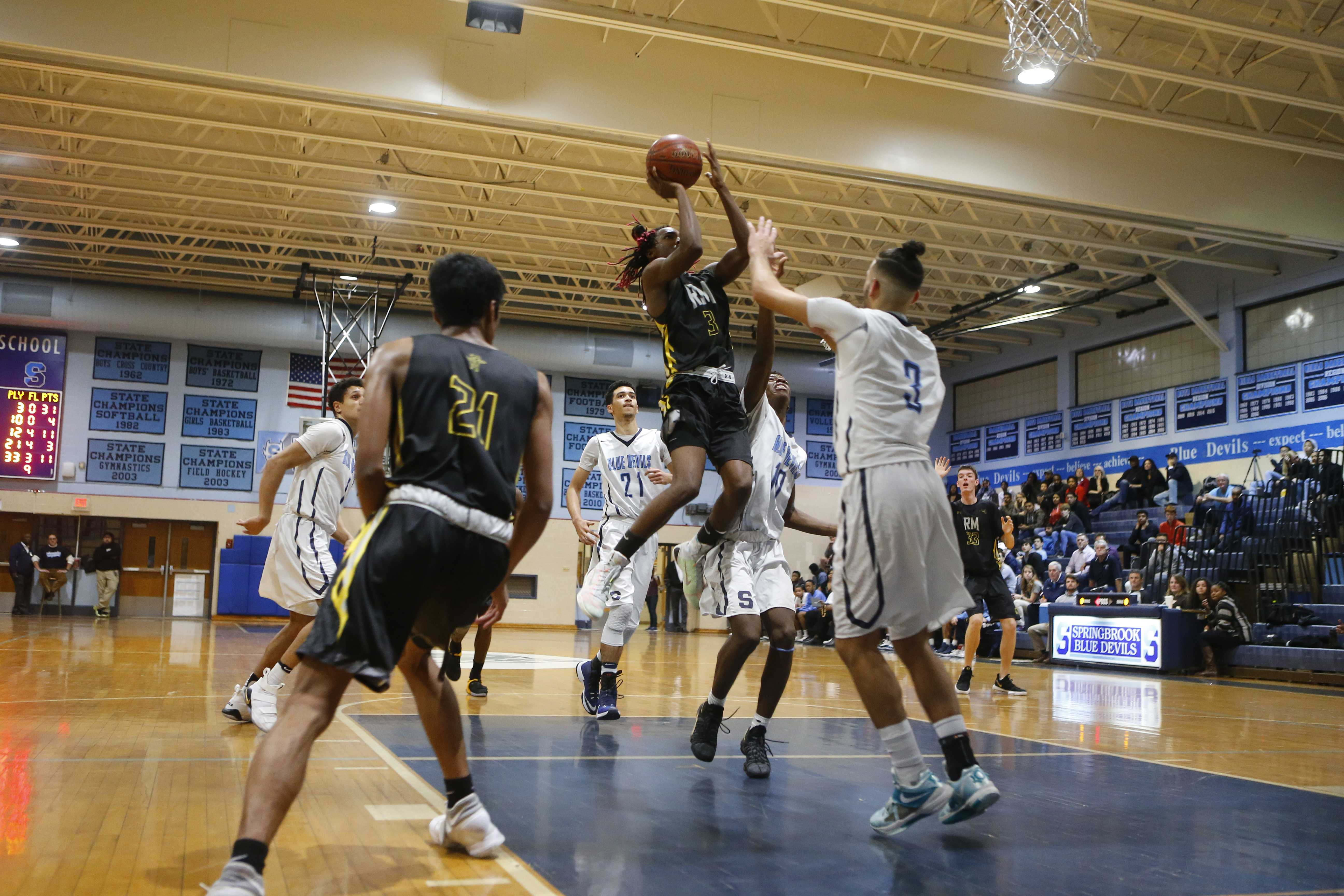 Boys basketball takes narrow win over Northwest