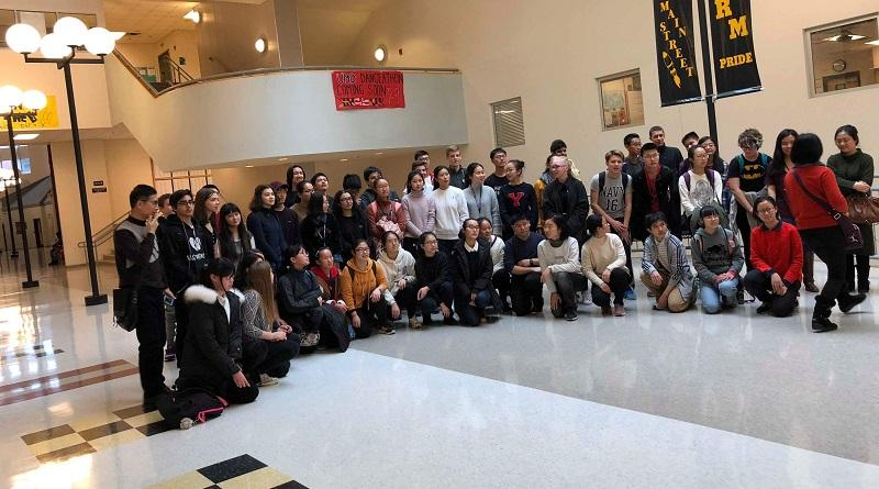 RM welcomes Chinese exchange students for a week