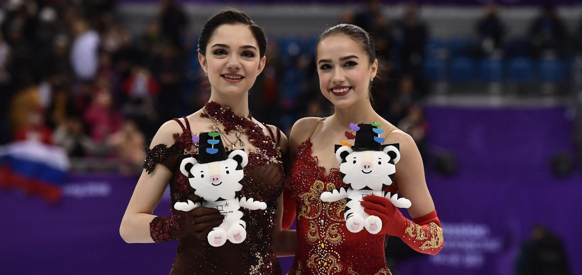 Artistry versus athleticism at the 2018 Olympic Games