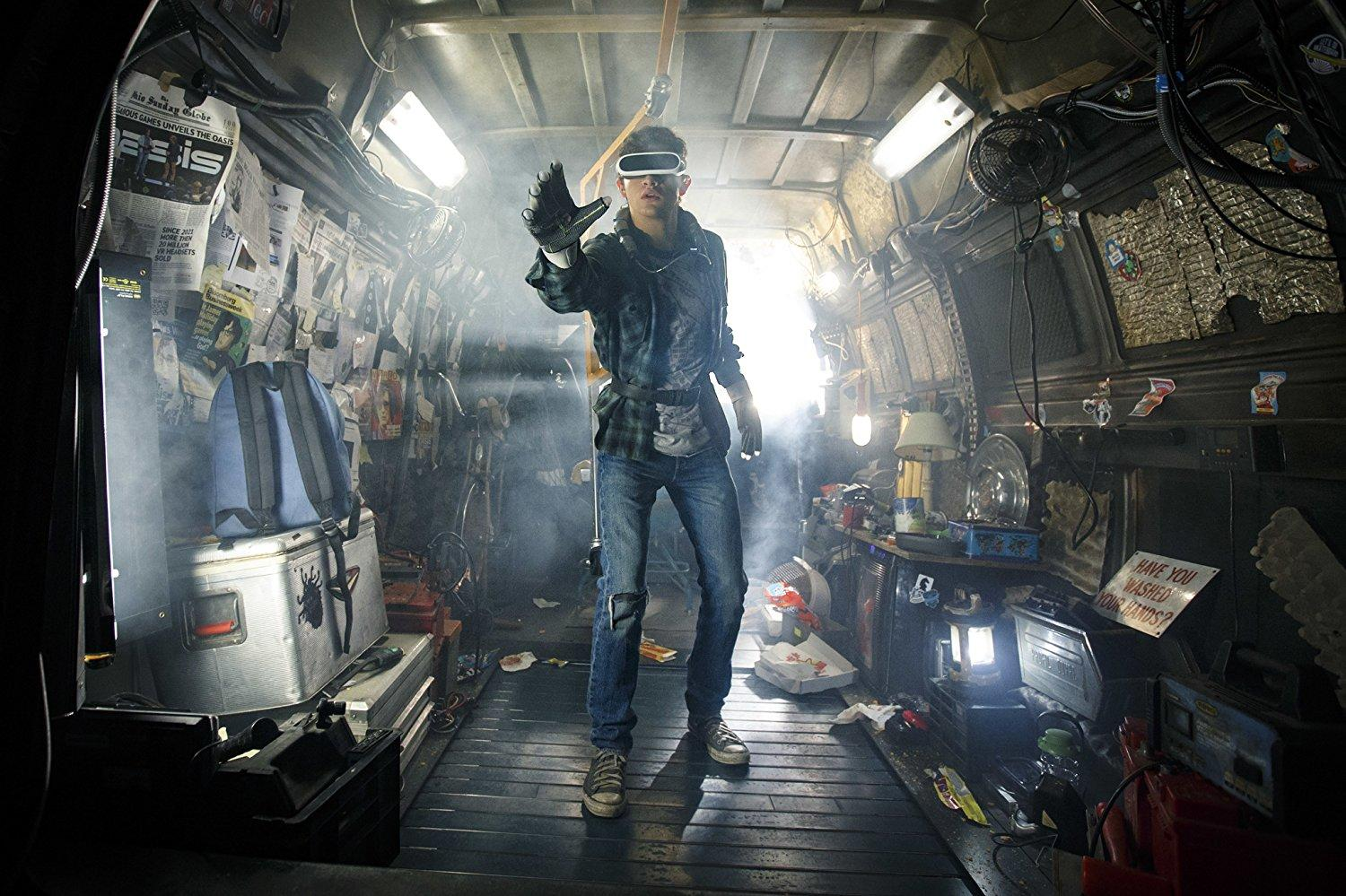 """Ready Player One"" leaves viewers underwhelmed and uninterested"