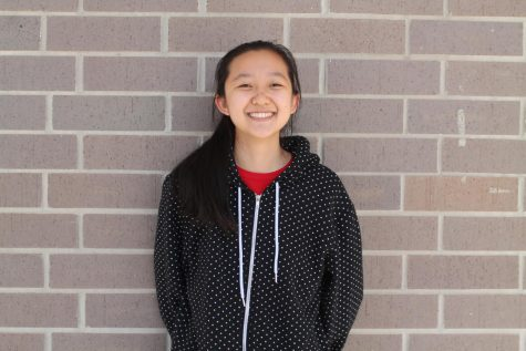 Photo of Clare Zhang