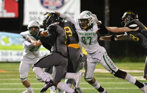 RM shuts down Walter Johnson in homecoming game