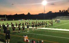 RM girls varsity soccer defeats Einstein in senior night