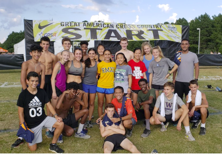XC shows out at annual Great American Festival