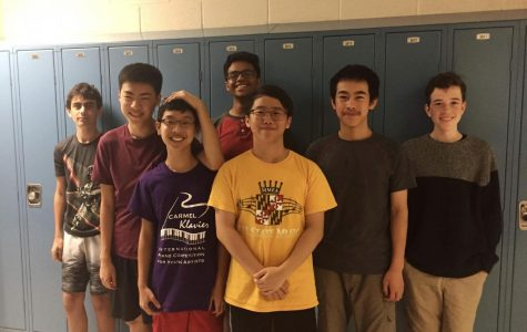 Quiz Bowl team wins first tournament of the year