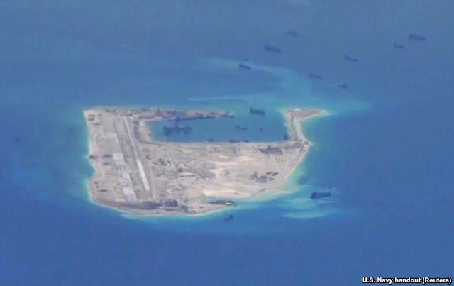 The US must take action in the South China Sea